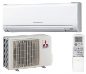 Настенная сплит-система Mitsubishi Electric MSZ-EF50VE2W/MUZ-EF50VE White